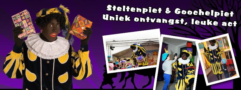 Steltenpiet & Goochelpiet (scholenpakket)