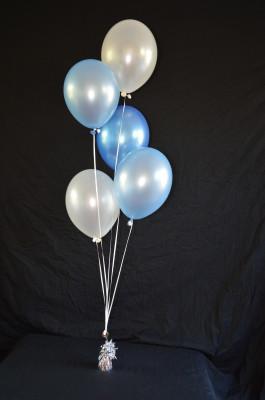 NIEUW: Heliumballonnen en ballondecoratie