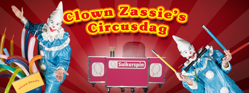 Clown Zassie's Circusmiddag