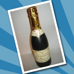 Confetti canon - Champagnefles