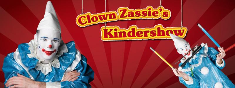 Clown Zassie's Scholenarrangement