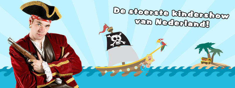 Sjaak the Pirate's Pirate Adventure
