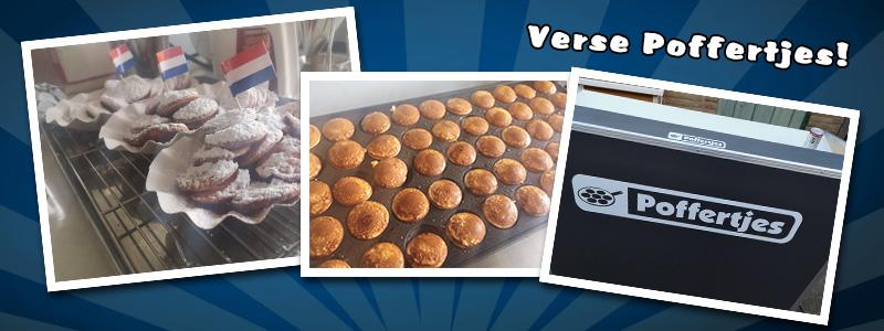 Dutch Mini Pancakes - Poffertjes