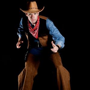 Steltloper Cowboy