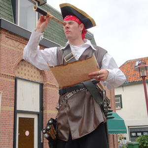 Sjaak the Pirate Stilwalker