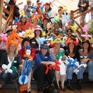 Workshop ballonvouwen